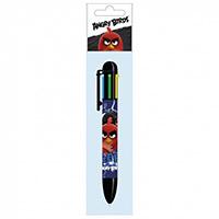 Angry Birds 6 színű toll
