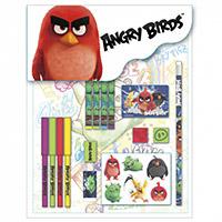 Angry Birds kreat�v rajz szett - 16 darabos