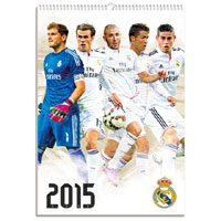 Real Madrid falinapt�r A3 - 2015