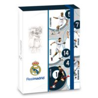 Real Madrid f�zetbox - A4 - focist�kkal