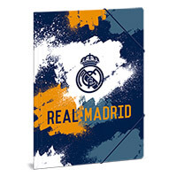 Real Madrid gumis mappa