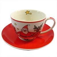 Kar�csonyi Reggeliz� cs�sze aljjal - Santa Friends