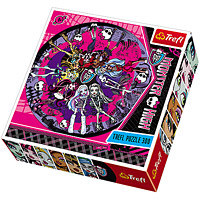 300 darabos Monster High k�rpuzzle
