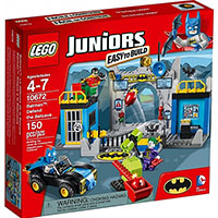 Lego Juniors: Batman - Denev�rbarlang t�mad�s