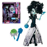 Monster High Frankie Stein l�gysz�rnymagad baba