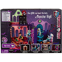 Monster High Sz�rny Suli j�t�kszett - Mattel