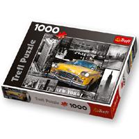 New York City koll�zs 1000 db-os puzzle - Trefl