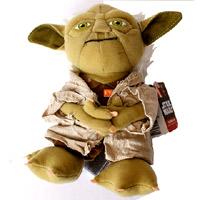 Star Wars Yoda besz�l� pl�ss - 20 cm
