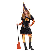 Halloween Boszork�ny jelmez - T�k boszi jelmez