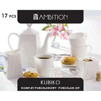 Ambition Kubiko kávéskészlet - 17 részes