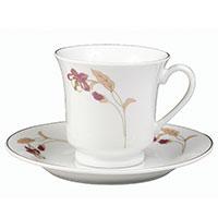 Domotti kávéskészlet - 6 személyes - Orchidea