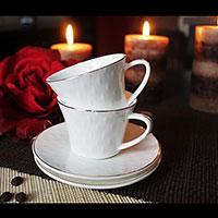 Rodos porcelán teáskészlet - 2 személyes