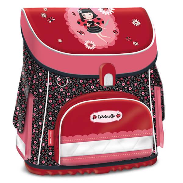 bbca3310ebb3 La Coccinelle Kompakt Easy iskolatáska - Katicalány