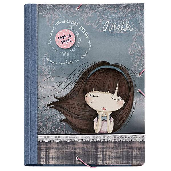 Anekke Moon füzetbox dosszié - A4 805e2e500c