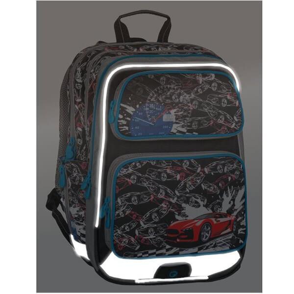Bagmaster iskolai hátizsák - autós. -23% 54ffa7d884