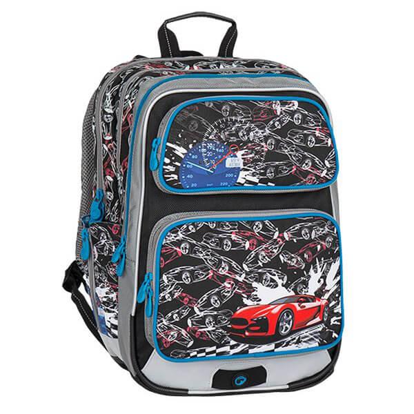 Bagmaster iskolai hátizsák - autós - BM-GALAXY-7D - 936d8b7d33