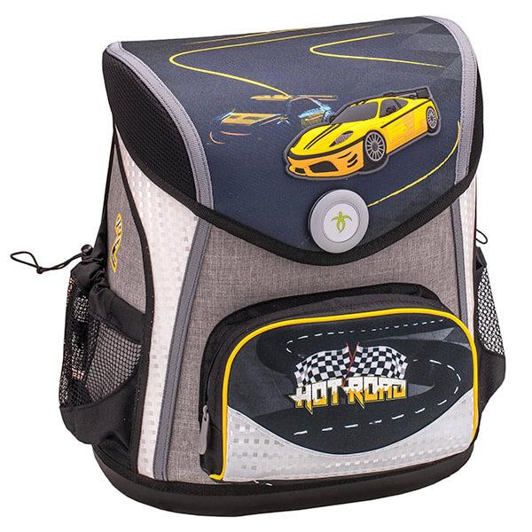 a24279ad0f52 Belmil Cool Bag mágneszáras ergonómikus iskolatáska - Hot Road autós