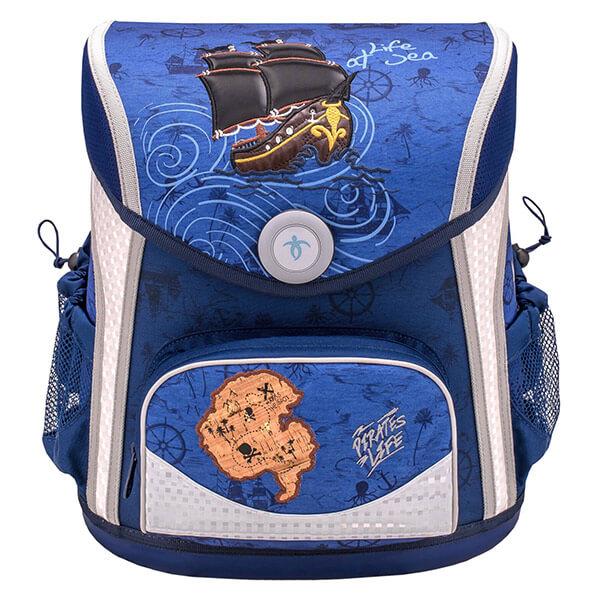 e5f7f32e0e98 Belmil Cool Bag mágneszáras ergonómikus iskolatáska - Pirates kalózos