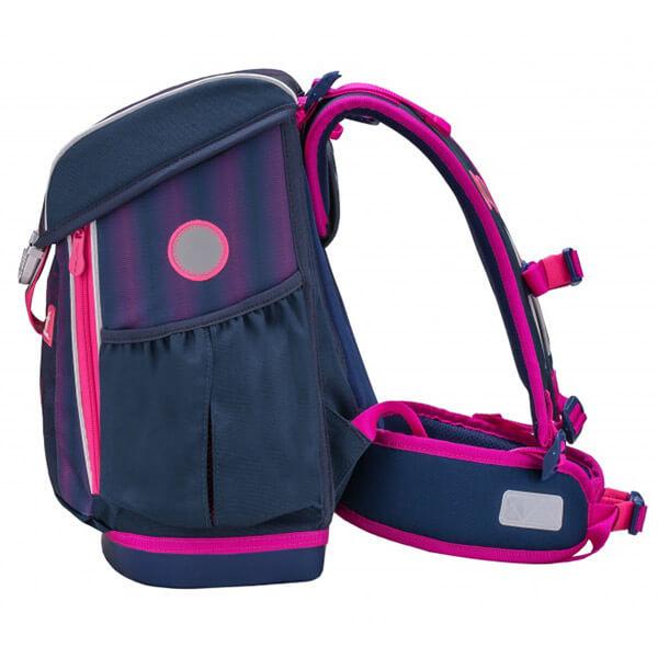 3dc4357a9743 Belmil Ergonomikus iskolatáska - hátmagassághoz állítható - Flamingo Belmil  Ergonomikus iskolatáska - hátmagassághoz állítható - Flamingo ...