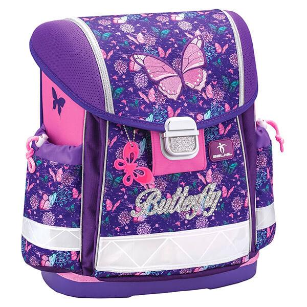 e37d6b29dd27 Belmil Pillangós Ergonomikus iskolatáska - Butterfly - 403-13BUTTERFLY -