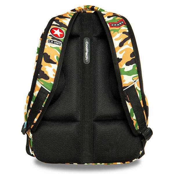 6b2605b053ce ... Cool Pack Badges Bentley Camo hátizsák laptoptartóval - 30 literes -  terepszínű Desert