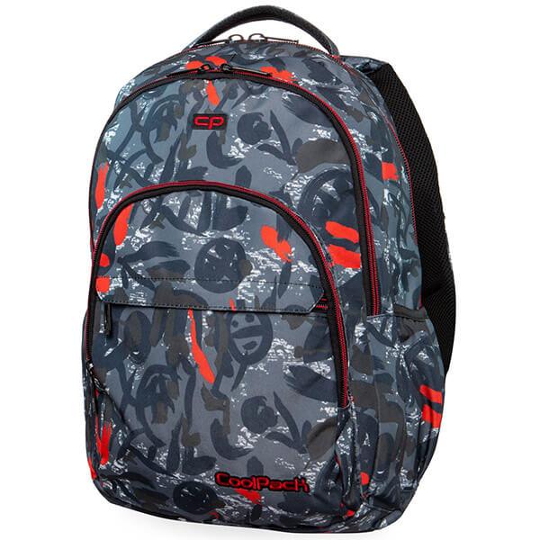 Cool Pack Basic Plus iskolai hátizsák - 27 literes - Red Indian 5aebc8ee36