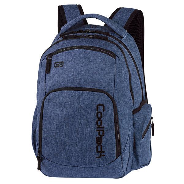 289af6c02e6d Cool Pack Break iskolai hátizsák - 30 literes - Snow Blue/Silver