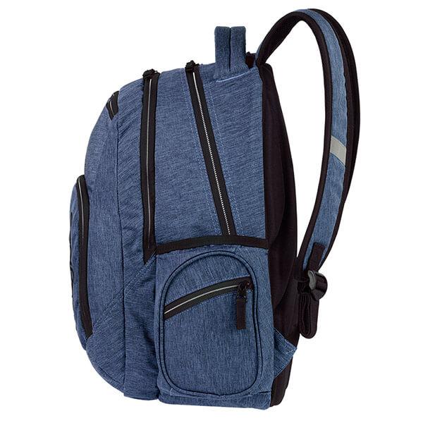 9f9ef59cb83c ... Cool Pack Break iskolai hátizsák - 30 literes - Snow Blue/Silver ...