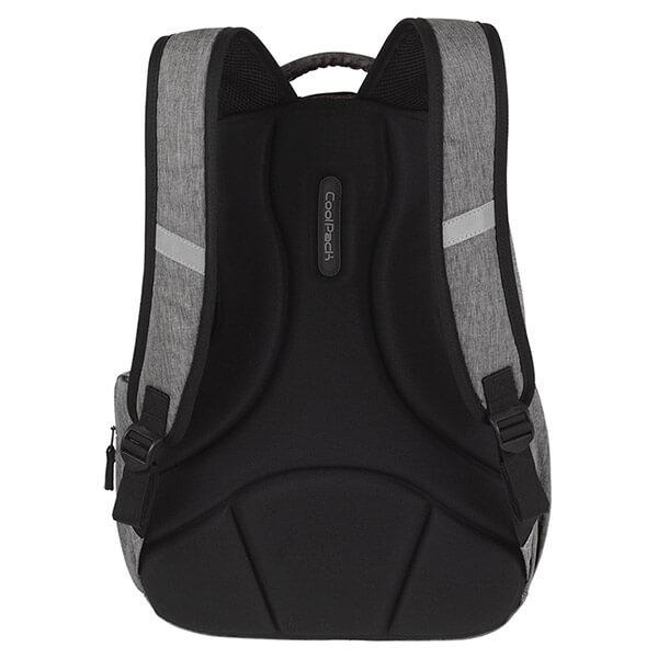 03cb114ace3c Cool Pack Break iskolai hátizsák - 30 literes - Snow Grey