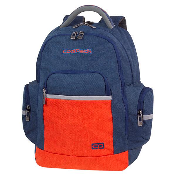 Cool Pack Brick iskolai hátizsák - 28 literes - Fusion Navy b39cb459b1