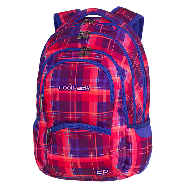 67c90d0a7ba3 Cool Pack College iskolai hátizsák - 28 literes - Mellow Pink
