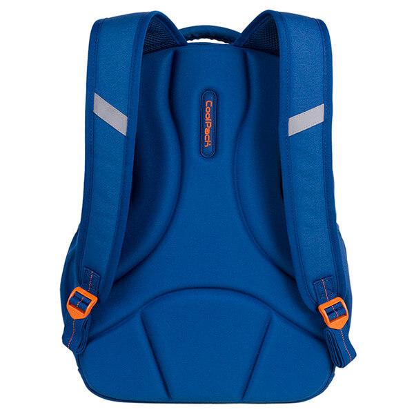 68ce524a92b7 Cool Pack Dart iskolai hátizsák - 27 literes - kék