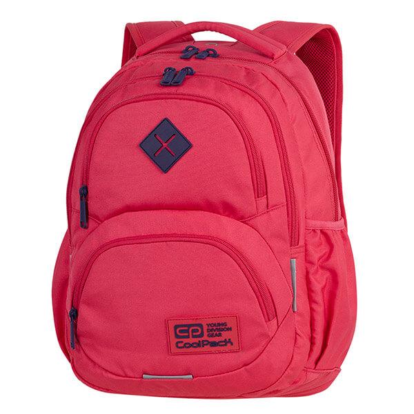 a1905c476a6f Cool Pack Dart iskolai hátizsák - 27 literes - piros