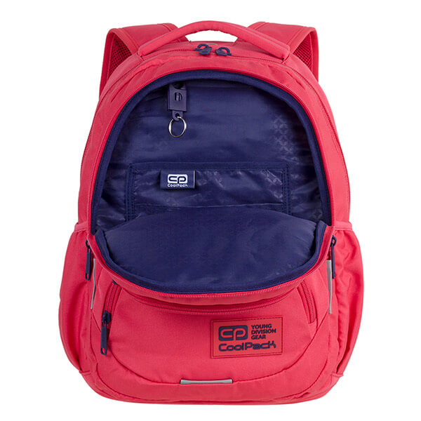 dda2dc733b79 Cool Pack Dart iskolai hátizsák - 27 literes - piros - 89470CP -