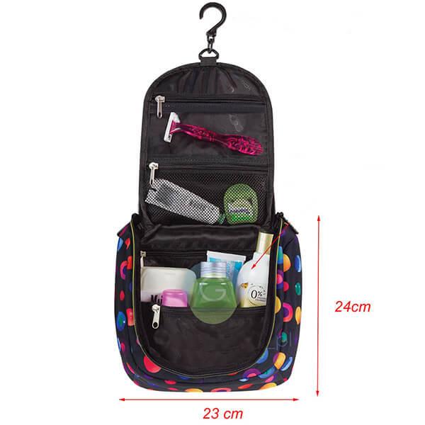 Cool Pack felakasztható kozmetikai táska - Plumes 398b3b94a9