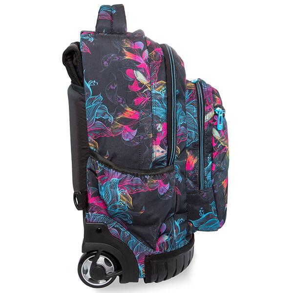 Cool Pack trollis iskolatáska - 29 literes - Vibrant bloom 80b8a5e820