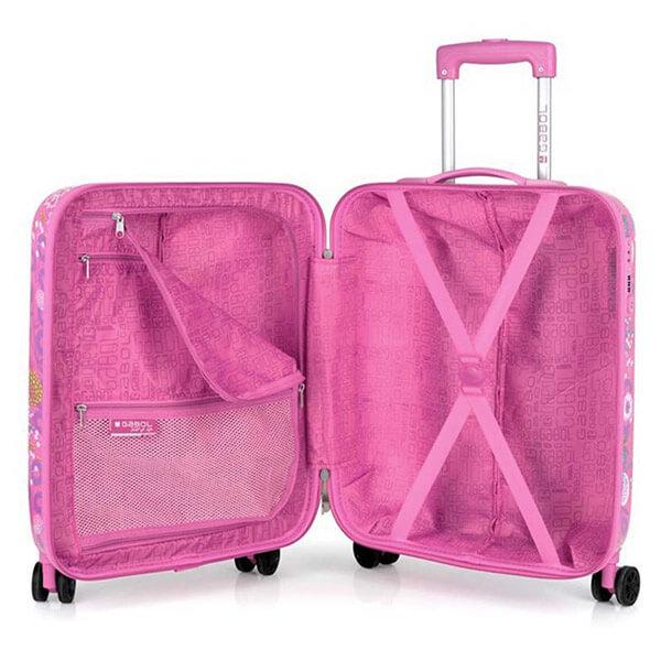 79fc813e467a Gabol Linda ABS keményfedeles kabinbőrönd - 55x20x40 cm - GA-224604 ...