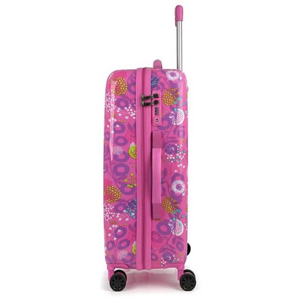 cdc1b9b193f4 Gabol Linda ABS keményfedeles kabinbőrönd - 55x20x40 cm