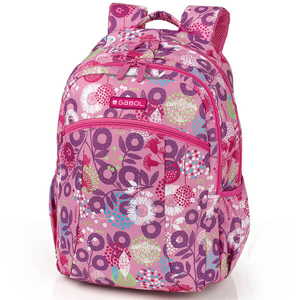 0c8f6a660b87 Gabol Linda iskolai hátizsák - 23 literes