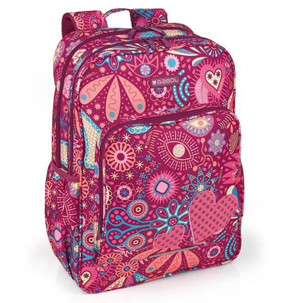 Gabol Lucky iskolai hátizsák - 23 literes - GA-221900 - 550c8398fa