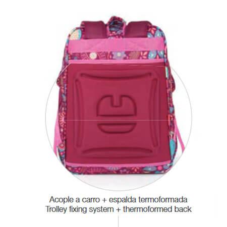 bcce24c9c07f Gabol Lucky iskolai hátizsák - 23 literes. -9%