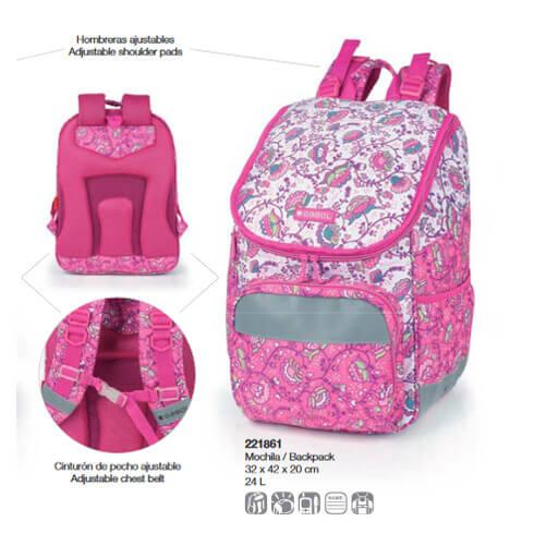 a85bb60275b4 Gabol Magic Iskolatáska - hátizsák - 24 literes. -8%