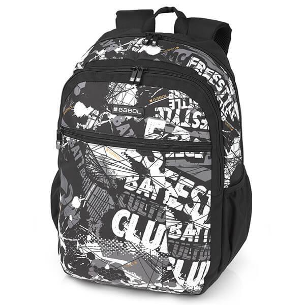 Gabol Street Boy iskolai hátizsák - 23 literes c9c4003f34