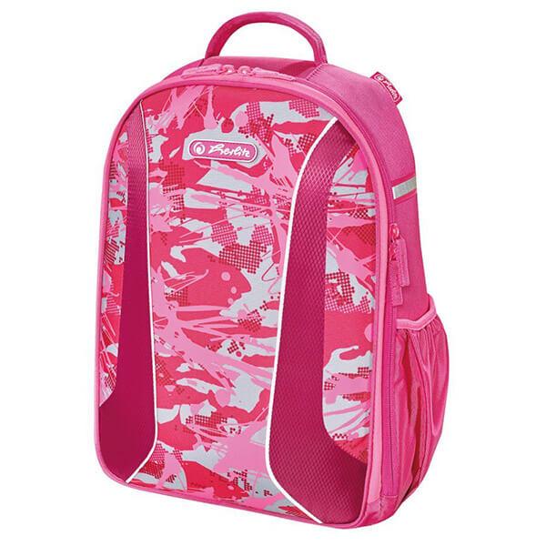 51d0fb540552 Herlitz be.bag Airgo Camouflage Girl iskolai hátizsák - FR-50015092 -