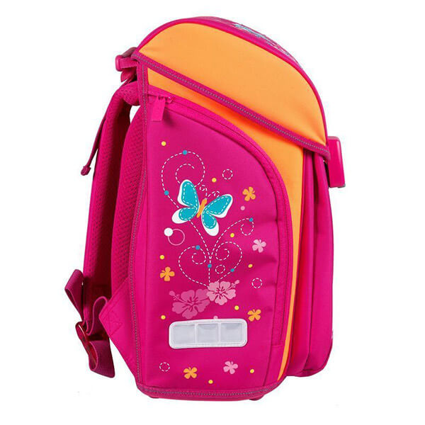 Herlitz Midi Ergonómikus Iskolatáska - Butterfly pillangós - 50007752 - 7fd81de658