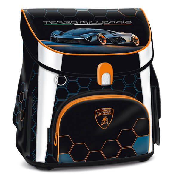d74dd0d41713 Lamborghini Kompakt Easy Mágneszáras iskolatáska - Ars Una ...