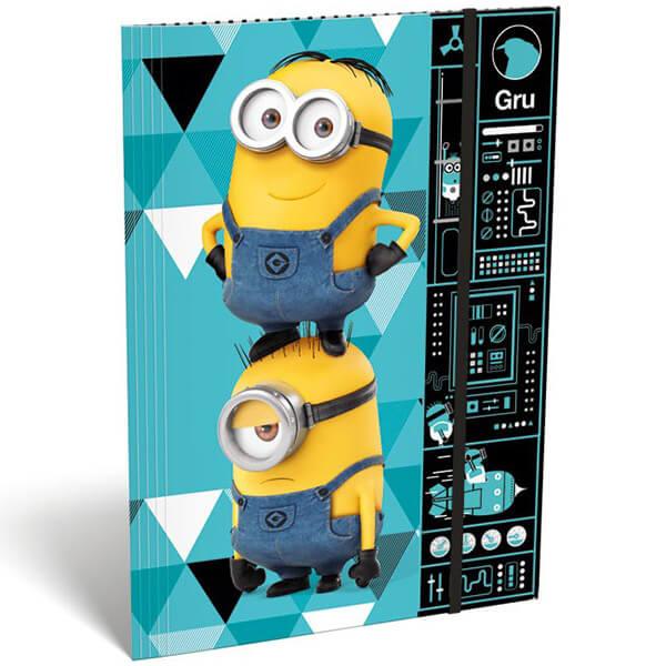 640f7c2218 Minions gumis mappa - A5 - Minions Gadget