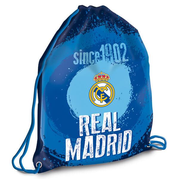 fe5d5295b91f Real Madrid tornazsák / sportzsák - kék