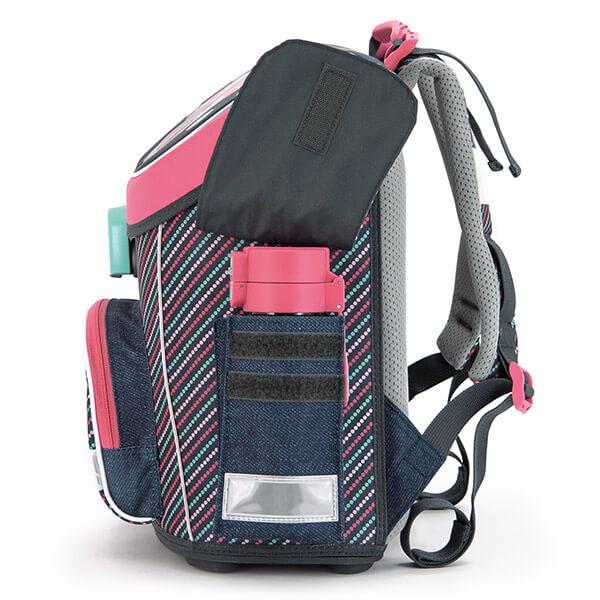 81e5cc5b5075 Think Pink Kompakt Easy iskolatáska mágneszárral - farmerkék
