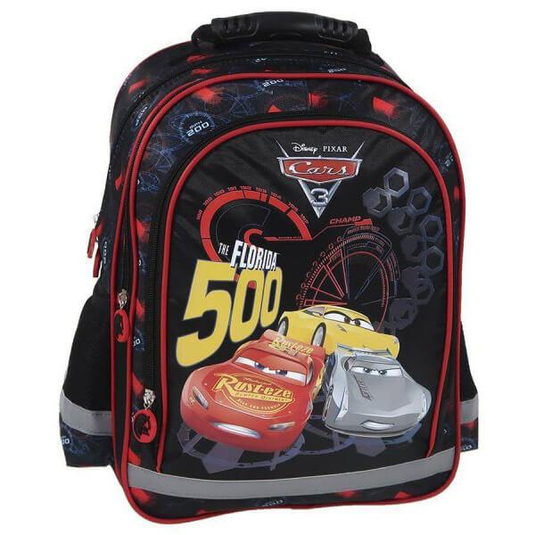 Verdás iskolai hátizsák - Cars3 101ea7c107